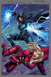 [Grimm Fairy Tales: Red Agent Human Order #2 (Cover B Atkins) (Product Image)]