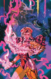 [Mighty Morphin #14 (Cover F Foc Reveal Variant Del Valerio) (Product Image)]