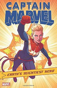 [Captain Marvel: Volume 5: Earths Mightiest Hero (Product Image)]