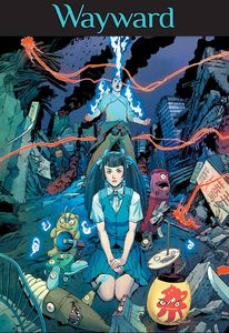 [Wayward #27 (Cover A Cummings & Bonvillain) (Product Image)]