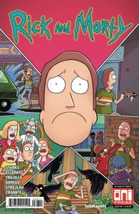 [Rick & Morty #36 (Cover A) (Product Image)]