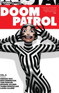 [Doom Patrol: Volume 2: Nada (Product Image)]