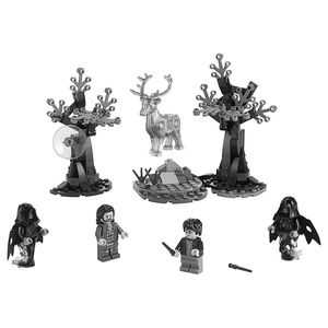 [LEGO: Harry Potter: Expecto Patronum (Product Image)]