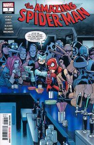[Amazing Spider-Man #7 (Product Image)]