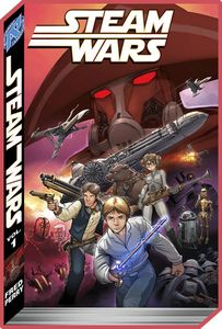 [Steam Wars (Signed Edition) (Product Image)]