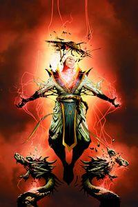 [Mortal Kombat X: Volume 3: Blood Island (Product Image)]