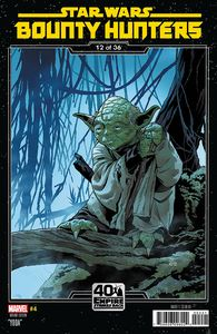 [Star Wars: Bounty Hunters #4 (Sprouse Empire Strikes Back Variant) (Product Image)]