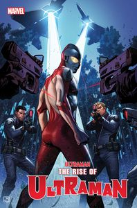 [Rise Of Ultraman #3 (Product Image)]