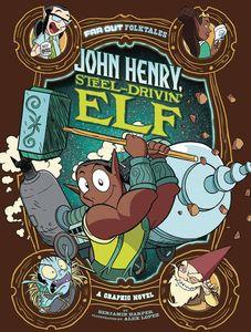 [John Henry, Steel Drivin' Elf (Product Image)]