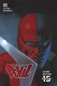 [Death-Defying Devil #5 (Cover C Federici) (Product Image)]