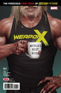 [Weapon X #17 (Legacy) (Product Image)]