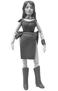 [Doctor Who: Retro Action Figures: Leela (Product Image)]
