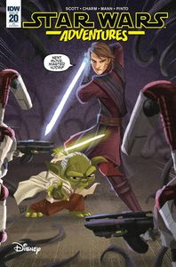 [Star Wars Adventures #20 (Pinto Variant) (Product Image)]