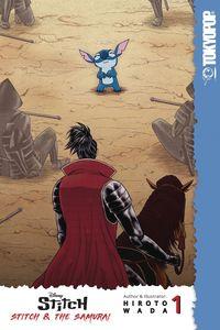 [Disney Manga: Stitch & Samurai: Volume 1 (Product Image)]