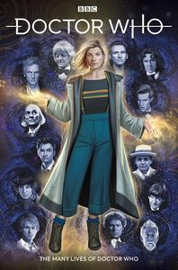 [Doctor Who: 13th Doctor: The Many Lives Of Doctor Who #0 (Cover A Ianniciello) (Product Image)]