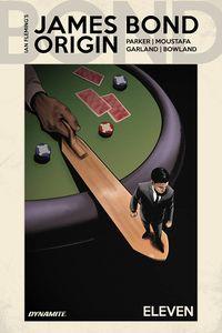 [James Bond: Origin #11 (Cover D Moustafa) (Product Image)]