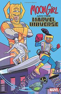 [Moon Girl & The Marvel Universe (Product Image)]