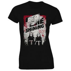 [The Shining: Women's Fit T-Shirt: Redrum (Product Image)]