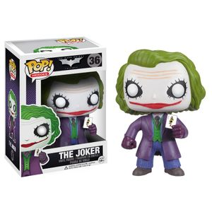 [Batman: The Dark Knight: Pop! Vinyl Figure: Joker (Product Image)]