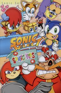 [Sonic The Hedgehog: Select: Volume 5 (Product Image)]