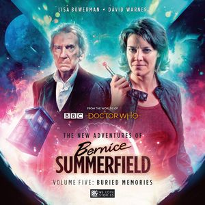 [The New Adventures Of Bernice Summerfield: Buried Memories (Product Image)]