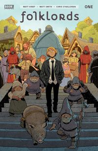 [The cover for Folklords #1 (Cover A Smith)]