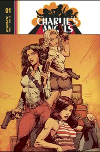 [Charlies Angels #1 (Signed Edition) (Product Image)]