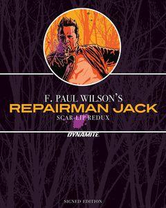 [F. Paul Wilson's Repairman Jack: Scar Lip Redux (Hardcover Signed Edition) (Product Image)]