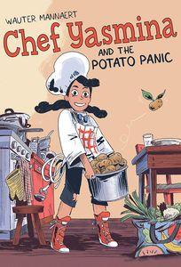 [Chef Yasmina & Potato Panic (Product Image)]