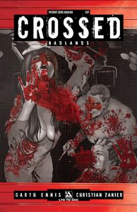 [Crossed: Patient Zero (Ashcan VIP Variant) (Product Image)]
