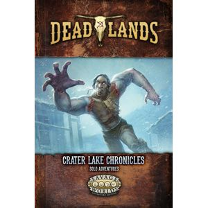 [Deadlands: The Weird West: Crater Lake Chronicles: Solo Adventures (Product Image)]