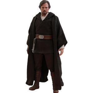 [Star Wars: The Last Jedi: Hot Toys Action Figure: Luke Skywalker (Crait) (Product Image)]