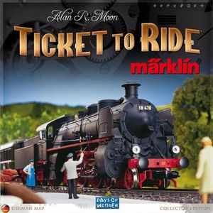[Ticket To Ride: Germany (German Language Version) (Product Image)]