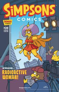 [Simpsons Comics #241 (Product Image)]