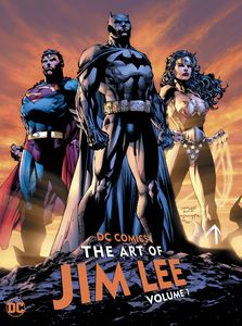 [DC Comics: The Art Of Jim Lee: Volume 1 (Hardcover) (Product Image)]