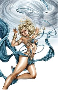 [Grimm Fairy Tales: Dance Of The Dead #4 (Cover C Krome) (Product Image)]
