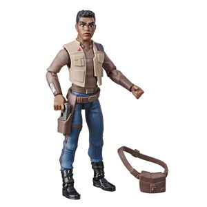 [Star Wars: The Rise Of Skywalker: Galaxy Of Adventures Action Figure: Finn (Product Image)]