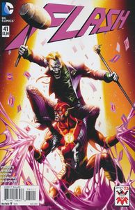[Flash #41 (The Joker Variant Edition) (Product Image)]
