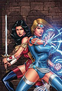 [Grimm Fairy Tales #16 (Cover A Goh) (Product Image)]