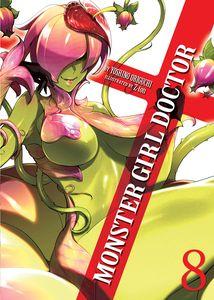 [Monster Girl Doctor: Volume 8 (Light Novel) (Product Image)]