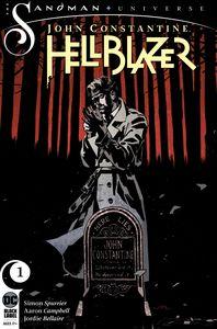 [John Constantine: Hellblazer #1 (Product Image)]