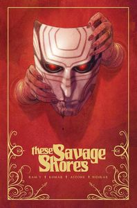 [These Savage Shores: Volume 1 (Gold Edition Forbidden Planet Exclusive Signed Mini Print Edition) (LCSD 2019) (Product Image)]