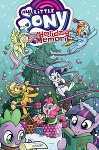 [My Little Pony: Holiday Memories (Product Image)]