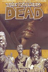 [The Walking Dead: Volume 4: The Heart's Desire (Product Image)]