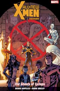 [All New X-Men: Volume 1: The Ghosts Of Cyclops (Product Image)]