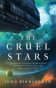 [The Cruel Stars (Hardcover) (Product Image)]
