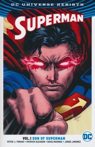 [Superman: Volume 1: Son Of Superman (Rebirth) (Product Image)]