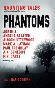 [Phantoms: Haunting Tales From Masters Of The Genre (Product Image)]