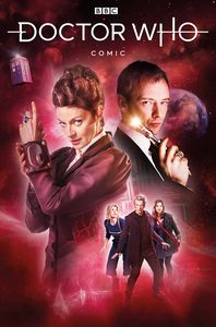 [Doctor Who: Missy #3 (Cover B Photo) (Product Image)]