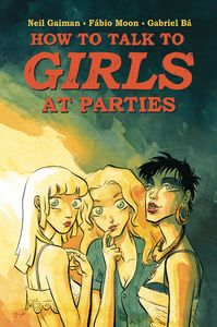 [Neil Gaiman's How To Talk To Girls At Parties (Hardcover) (Product Image)]